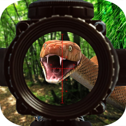 Slither Snake Hunter 3D : Free Play Action Game