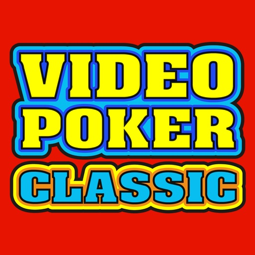 Video Poker Classic - FREE Vegas Casino Video Poker Deluxe Games Suite