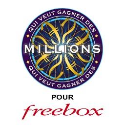 Qui Veut Gagner Des Millions ? pour Freebox
