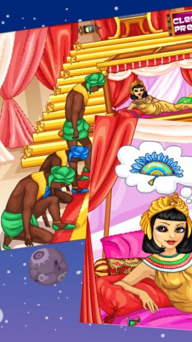 照顾女王:免费经典游戏