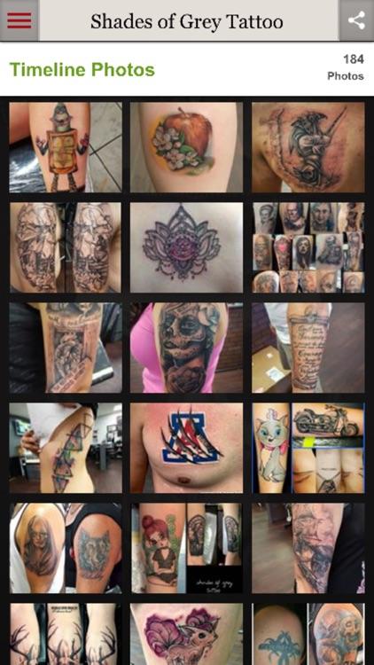 Shades Of Grey Tattoo Screens 0