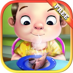 Kitchen Kids Cooking Chef : let's cook the most delicious food ! FREE