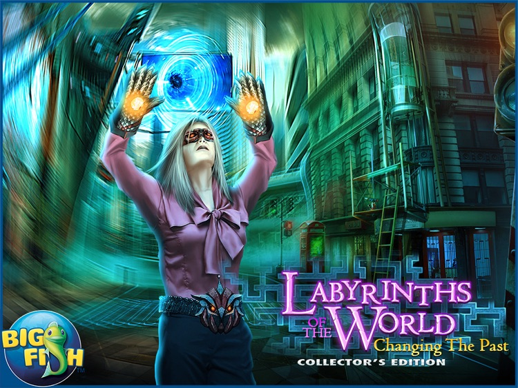 Labyrinths of the World: Changing the Past HD - A Mystery Hidden Object Game (Full) screenshot-4