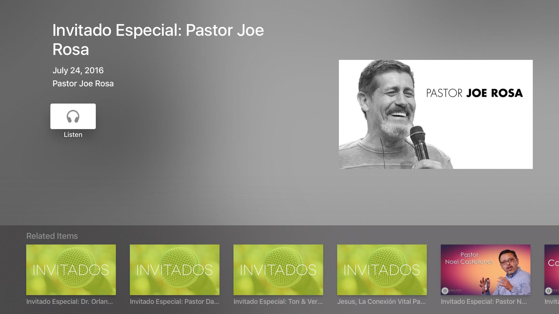 Pneuma Church App screenshot 9