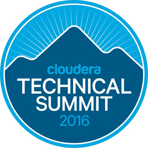 Cloudera Technical Summit 2016