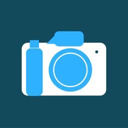 Add beautiful text & artwork to photos