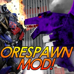 ORESPAWN MODS for Minecraft PC - Epic Pocket Wiki & Mods Tools for MCPC Edition