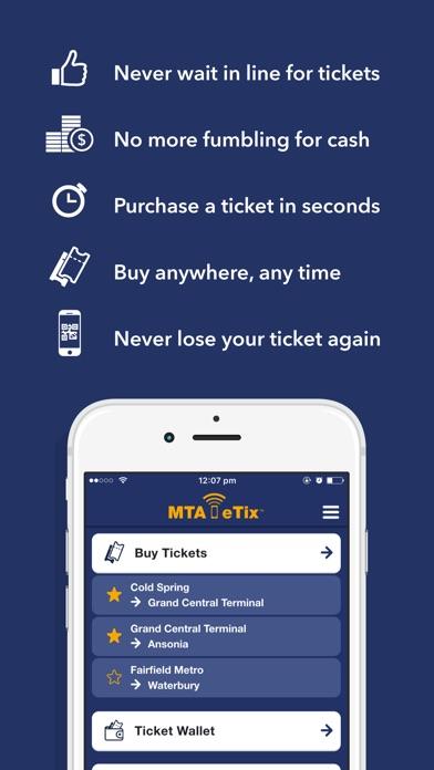MTA eTix for Windows