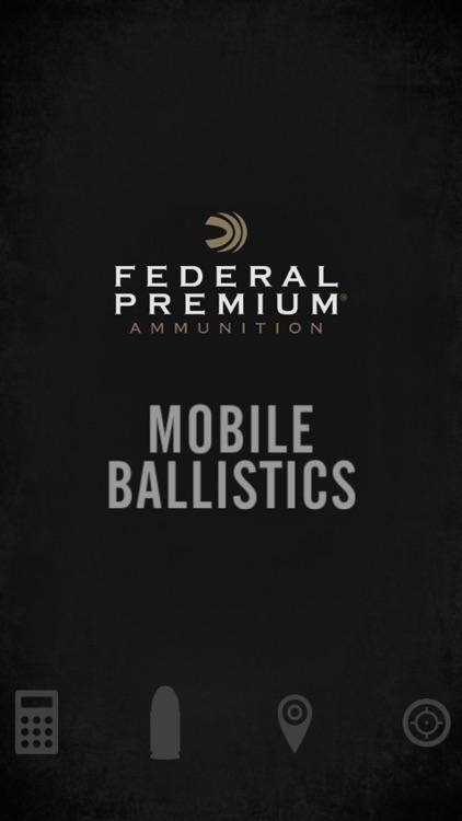 Federal Ballistics