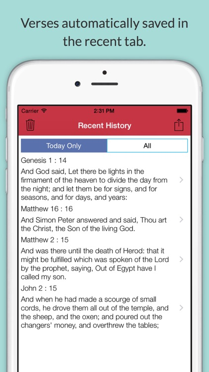 EasyBible  (KJV / King James Version based) screenshot-3