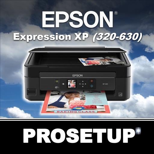 Prosetup for Epson Expression XP (320 – 630)