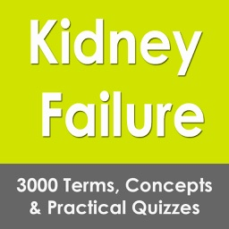 Kidney Failure: 3000 Flashcards