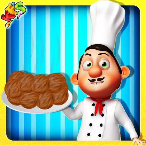 Meatballs Cooking – Bake cheesy food in this chef game for kids