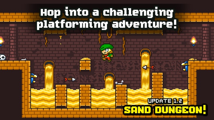 Super Dangerous Dungeons screenshot-0
