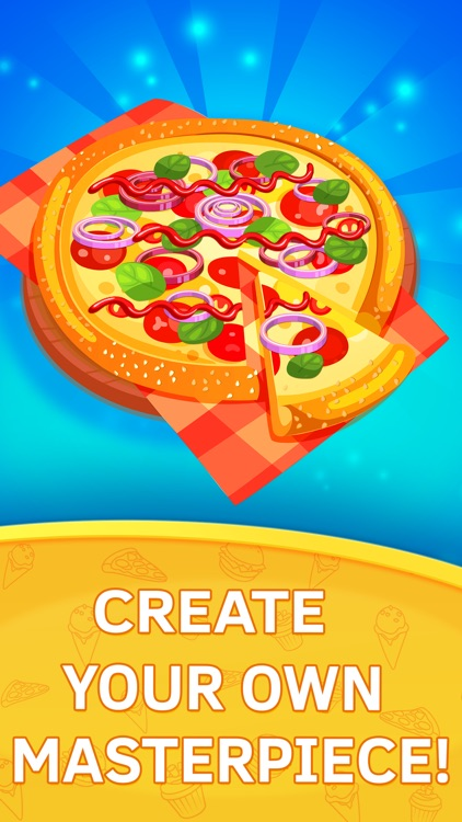 Cake Cooking Games for Toddlers and Kids free