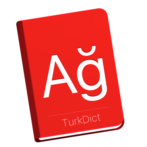 TurkDict : Turkish English Dictionary