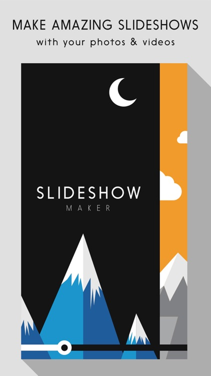 Slideshow Maker - Combine Photos, Videos and Music for YouTube & Instagram screenshot-0