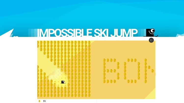 Impossible Ski 2 : Gravity Rush screenshot-3