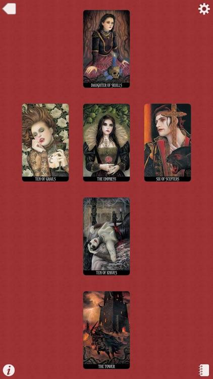 The Tarot of Vampyres screenshot-4