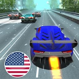 American Traffic Racer - USA New York City