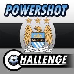 Manchester City FC Powershot Challenge