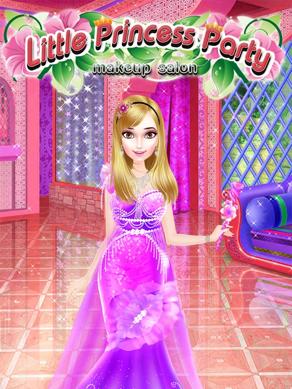 Little Princess Party Makeover | App Price Drops