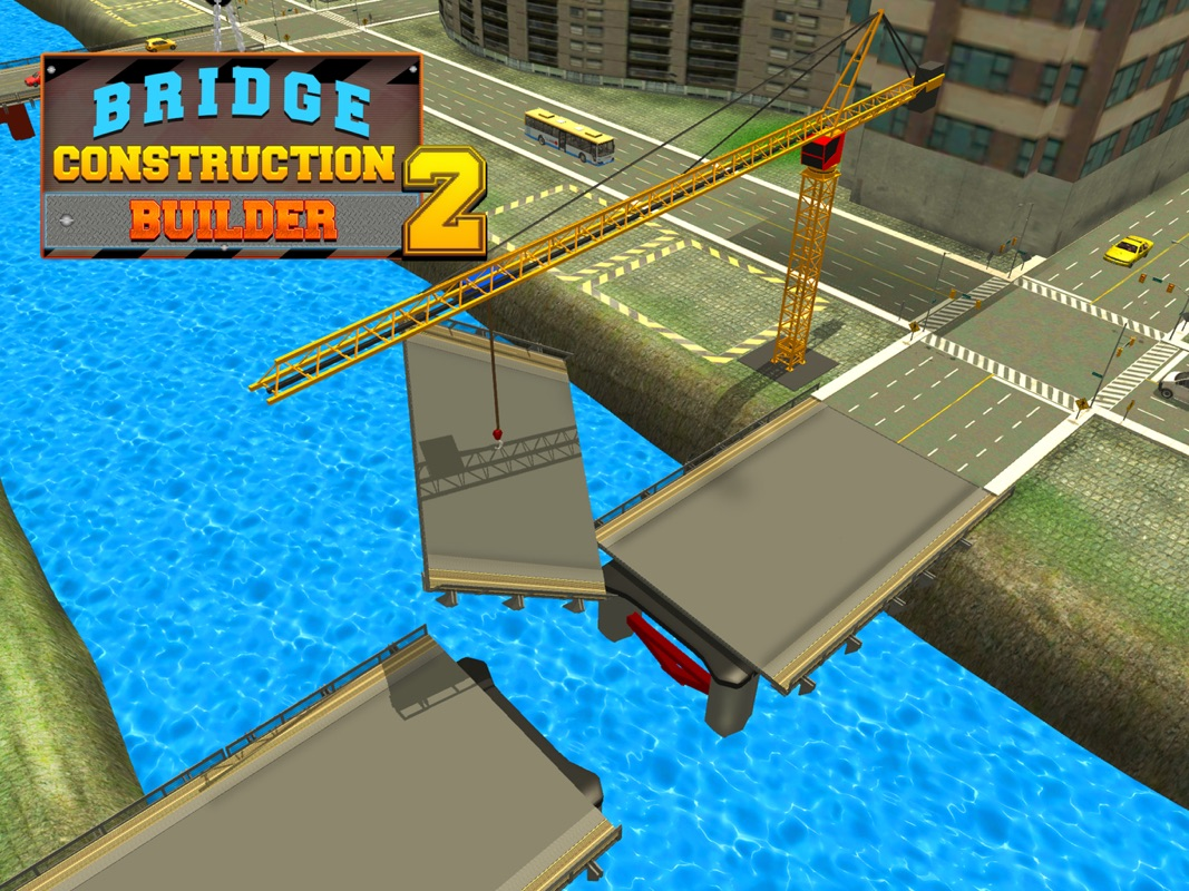 3D Builder Bridge Construction Simulator - Online Game Hack