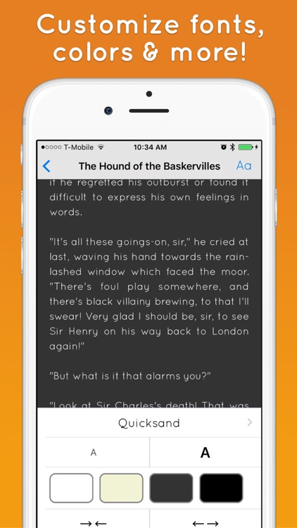 Serial Reader: Classic Books in Daily Bits screenshot-4