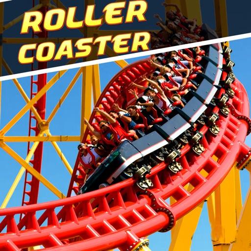 Crazy Roller Coaster Riding 3d