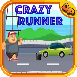 Crazy Runner - Motu Running Jumping Game