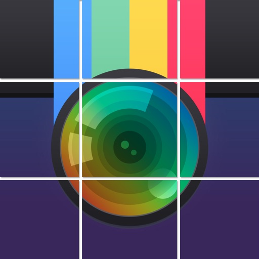 InstaGrids Pro – Giant Photo College / Banners / Square Maker & Upload Pic for Instagram