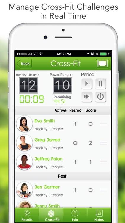 iGrade for Personal Trainer screenshot-2