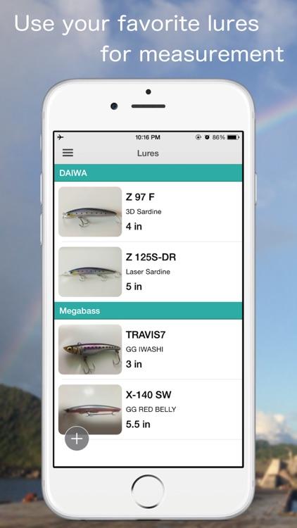 FISHPOCKET - Fish Measuring App