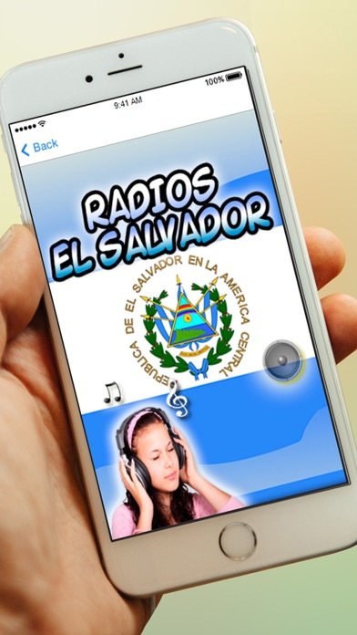 Emisoras de Radios de El Salvador AM FM Gratis