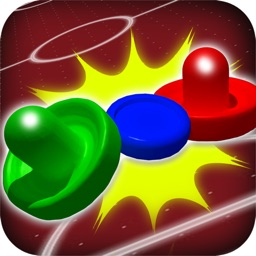 Air Hockey - War of Elements