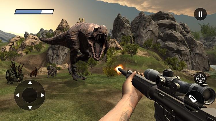 Dinosaur Hunting Simulator 3D screenshot-4
