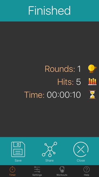 Kickboxing Workout Trainer - Ruckus Pro screenshot-4