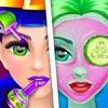 Halloween Beauty Salon - Makeup Makeover & Dressup