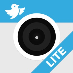 Twitterize Lite : Put words on pictures for Instagram, Twitter, and Facebook