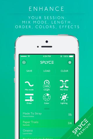 Splyce Premium - music player & dj mixer screenshot 2