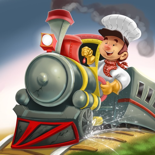 3D Train For Kids - Free Train Game