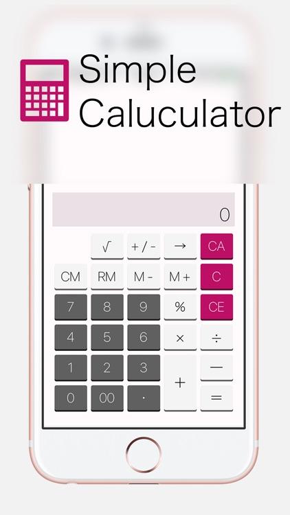 Calculator | Tiny App