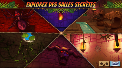 Screenshot #2 pour Hidden Temple Adventure