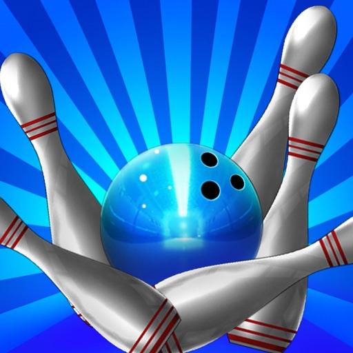 3d bowling - bowling games for free (ten pin bowling)