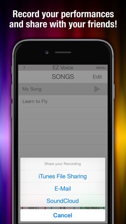 EZ Voice screenshot-4