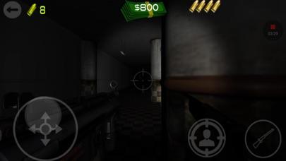Zombie Hospital Escape 3D Horror (an fps style shoot N kill survival game) screenshot three