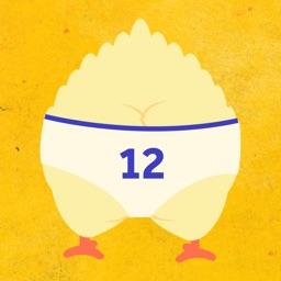 Underpants Chicken Dance