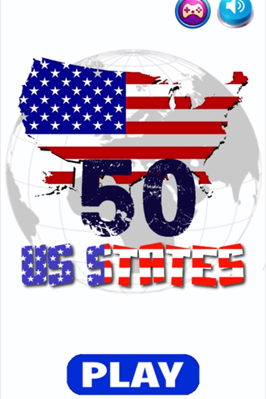 50 United States Of America Geography Map Quiz - Guess The ...