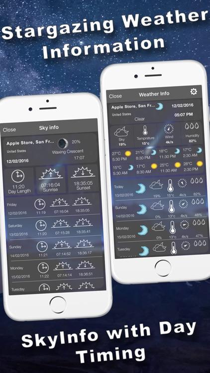 Stars Guide: View Sky Night - Star Tracker - Explore the universal screenshot-3