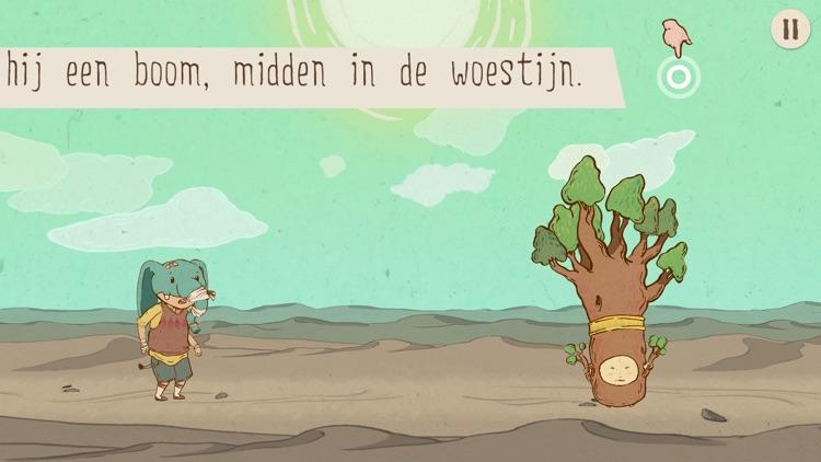 Een Verre Reis - een interactief verhaal van Toon Tellegen screenshot-3